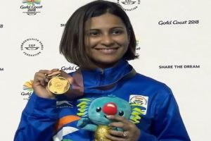 CWG: Heena Sidhu shoots gold in women's 25m Pistol