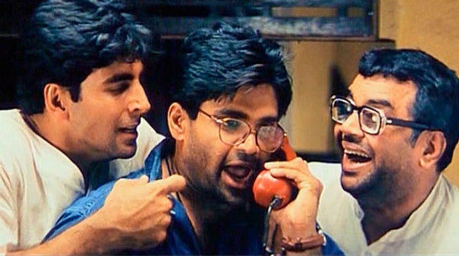 Akshay Kumar, Paresh Rawal, Suniel Shetty, Hera Pheri 3, Phir Hera Pheri