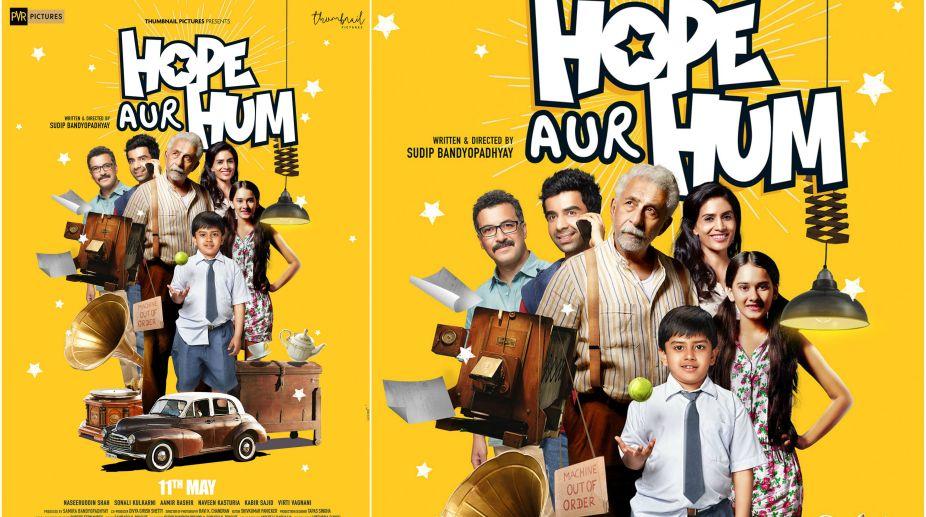 Hope Aur Hum, Naseeruddin Shah, Sonali Kulkarni