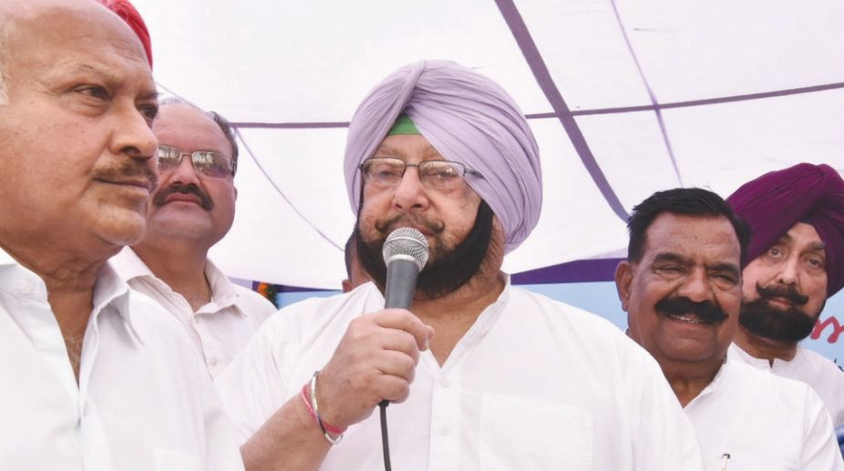 Advanced mobile van, Punjab, Amarinder Singh, Punjab, Punjab CM, cancer