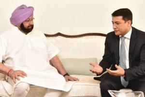 Uzbekistan keen on trade ties with Punjab