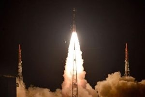 ISRO successfully puts into orbit IRNSS-1I navigation satellite