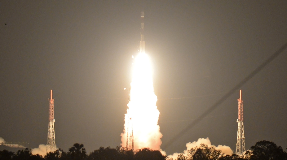 ISRO navigation satellite IRNSS-1I