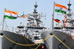 Southern Naval Command conducts exercise 'Chakravath'
