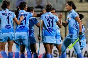 CWG 2018: Indian women's hockey team enters semis