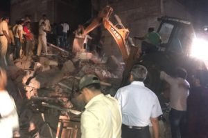 Indore building collapse: Rs 2 lakh compensation for kin of deceased