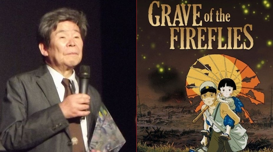 Isao Takahata of Grave of the Fireflies