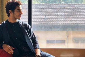 Watch: Ishaan Khatter grooves on Prabhudeva's 'Muqabala' in his debut
