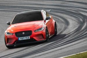 Jaguar XE SV Project 8 gets madder