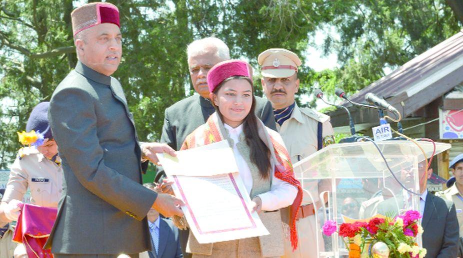 Himachal CM, Jai Ram Thakur, Himachal Pradesh, Himachal develpment, Himachal BJP
