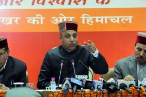 100 days of BJP govt in Himachal: CM Jairam Thakur gives 'realistic' view