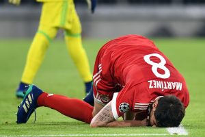 UEFA Champions League: Bayern Munich update on injured trio