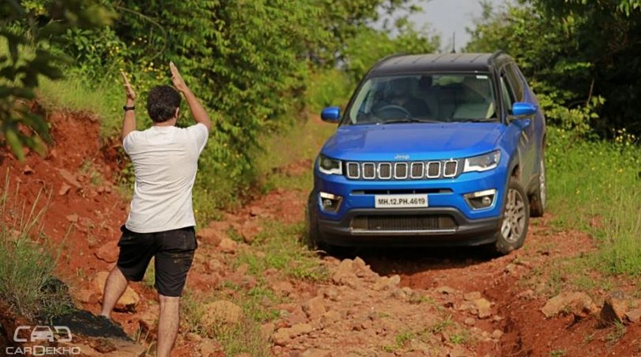 Jeep India Sells 20000 Units Of The Compass SUV Since Its Launch