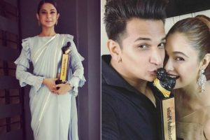 TV stars receive Dadasaheb Phalke Excellence Awards 2018 | Complete list