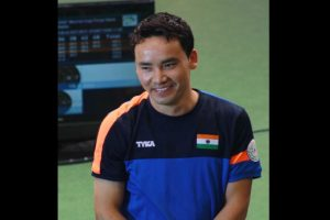 CWG 2018: Jitu Rai wins gold in men's 10m air pistol, creates new record