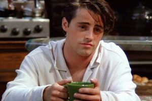 Watch: Matt LeBlanc aka Joey reveals his gross moment on 'Friends'
