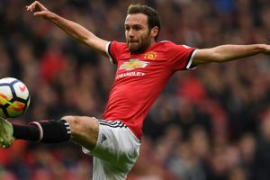 Juan Mata reacts to Manchester United's topsy-turvy week