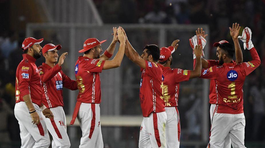 Kings XI Punjab, KXIP, IPL 2018
