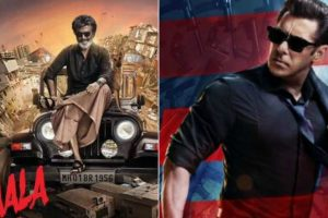 Rajinikanth's 'Kaala' to clash with Salman Khan's 'Race 3' this Eid?