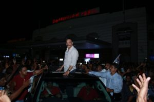 Not forming CMB is a blunder: Kamal Haasan in Trichy