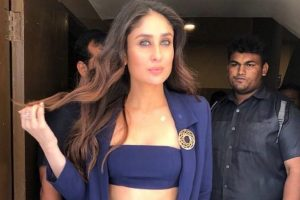 Saif pushed me to get back to work: Kareena Kapoor Khan