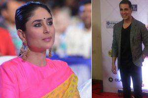 Kareena Kapoor Khan, Akshay Kumar win awards