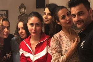 In Pics: Kareena Kapoor Khan celebrates Easter with BFFs Karan Johar, Malaika Arora