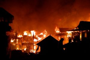 50 families rendered homeless as fire destroys 35 houses in Shimla village