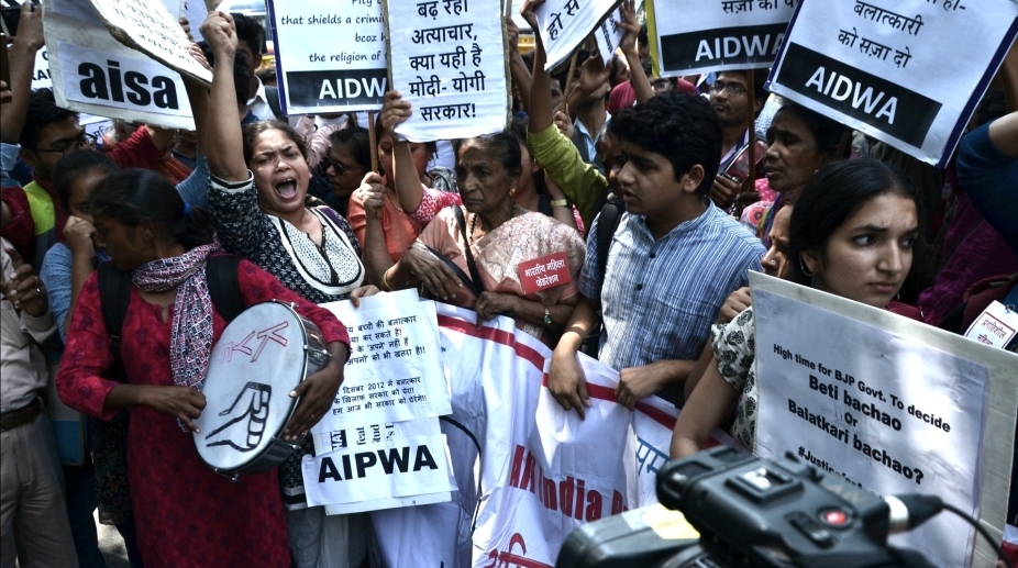 No country for girls: Kathua rape case sparks outrage in India