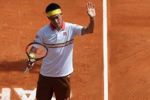 Monte-Carlo Masters: Kei Nishikori, Andrey Rublev progress