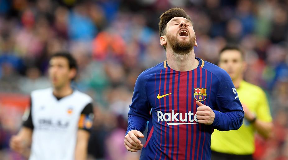 Lionel Messi, F.C. Barcelona, La Liga