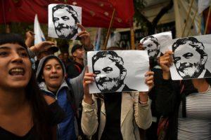 Ex-Brazil President ignores deadline to surrender