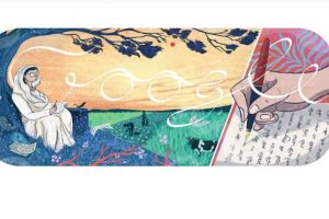 Google Doodle commemorates Mahadevi Varma Jnanpith