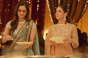 Watch: Manushi Chhillar, Kareena Kapoor Khan planning their wedding in TVC