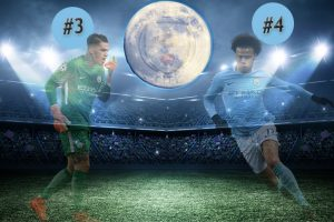 Ranking Manchester City's 5 best players this season