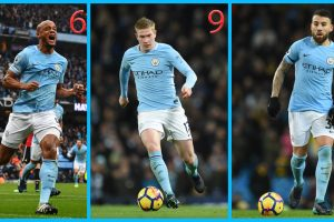 Manchester City: Player report card for 2017-18 season