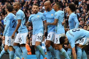 Watch: Manchester City players' incredible highlight reel from title-winning season