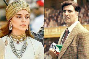 Kangana's 'Manikarnika' not to clash with Akshay's 'Gold'?