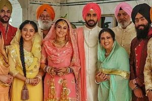 My grandmother would've been happy to see me play Sikh: Abhishek Bachchan