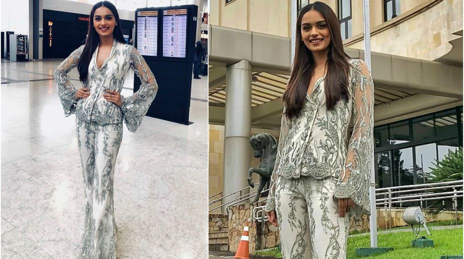 Manushi Chhillar, Beauty with Purpose, Fashion