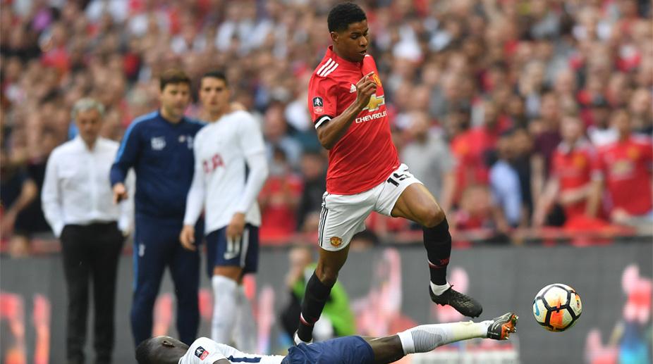 Marcus Rashford, Manchester United F.C., Premier League, FA Cup