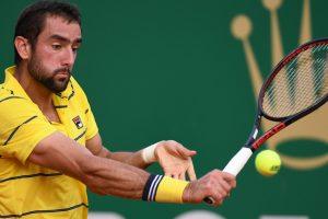 Monte-Carlo Masters: Marin Cilic advances to R3