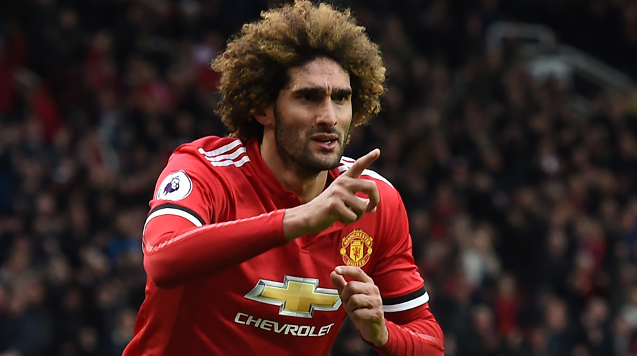 Marouane Fellaini, Manchester United vs Arsenal, Premier League, Manchester United F.C.