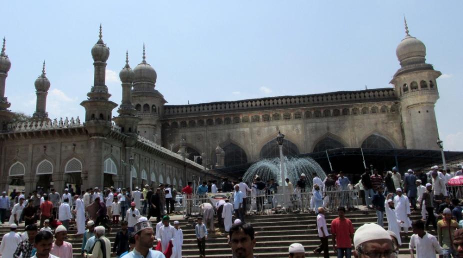 Mecca Masjid blast case