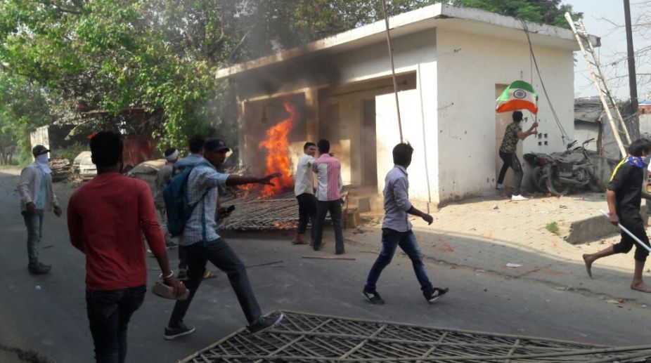 Bharat bandh: Rajasthan hit by violent protests in Ajmer, Jaipur
