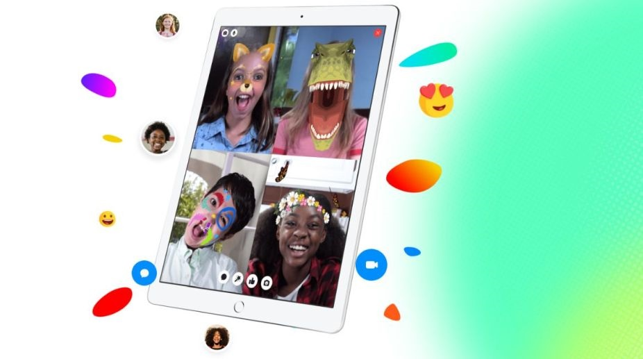 Facebook's Messenger Kids adds a new sleep mode feature