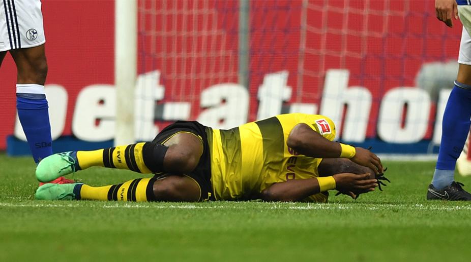 Michy Batshuayi, Borussia Dortmund, Bundesliga, Chelsea F.C., Michy Batshuayi Injury
