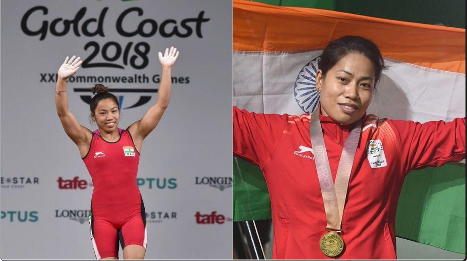 Mirabai Chanu, Sanjita Chanu, Manipur CM, N Biren Singh, Commonwealth Games, CWG gold cast, Indian weightlifters, Indian weighlifters CWG, cash reward