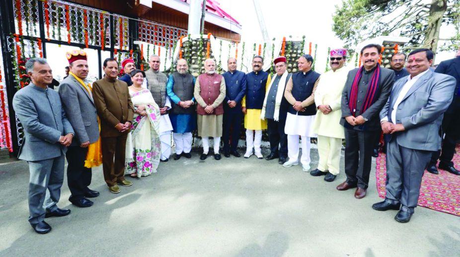 BJP Govt, Himachal BJP, Amit Shah, Narendra Modi, Jai Ram Thakur, Himachal CM