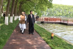 Held 'extensive, fruitful' talks with Chinese President, says PM Modi on Sina Weibo
